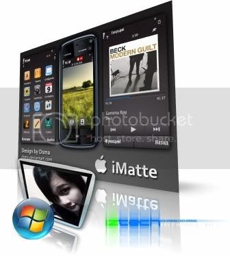 iMatte for Nokia 5800 (NEW)